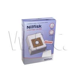 Nilfisk STOFZAK NILFISK COMPACT COUPE EN GO