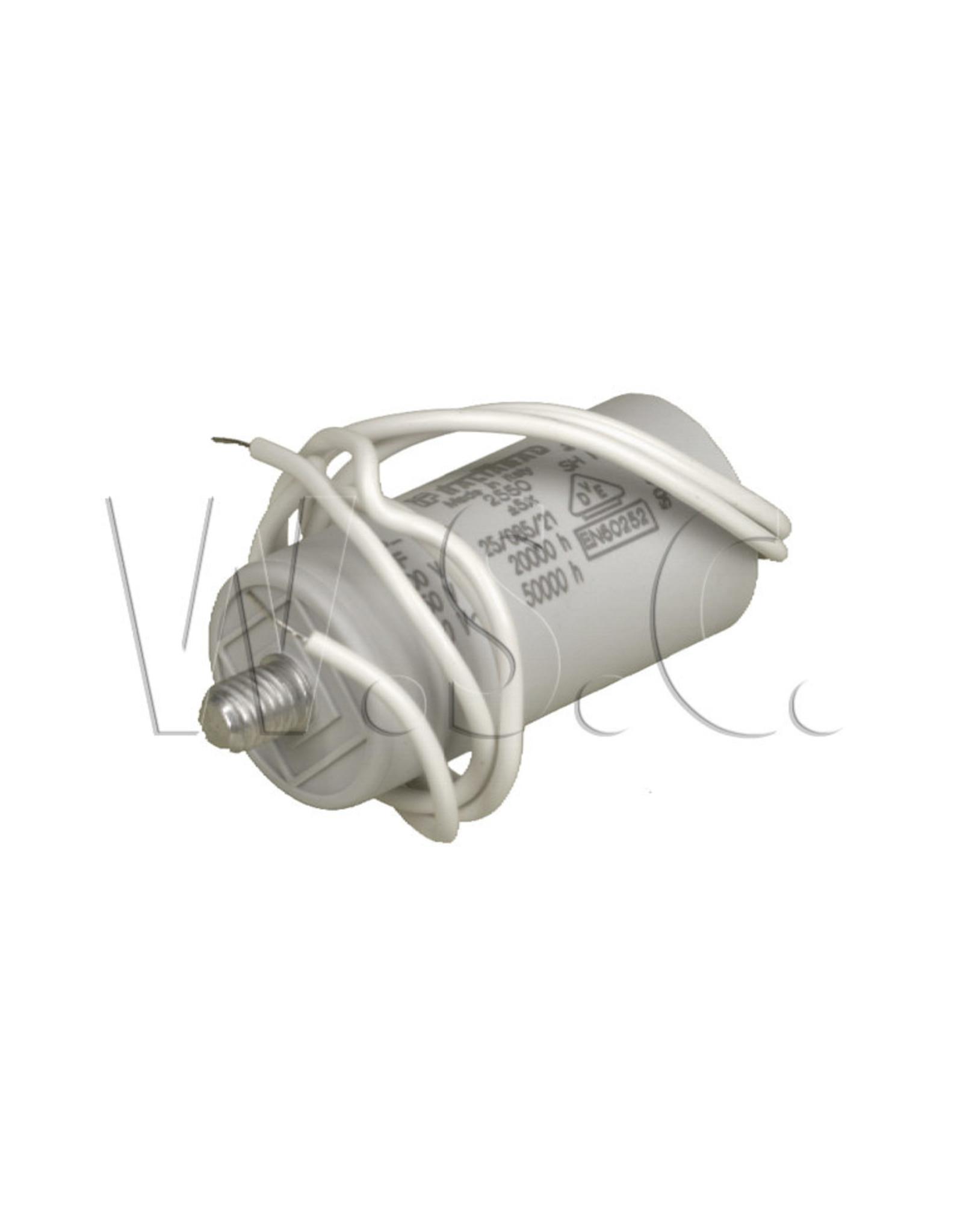 Novy CONDENSATOR  2.5 MF   450V