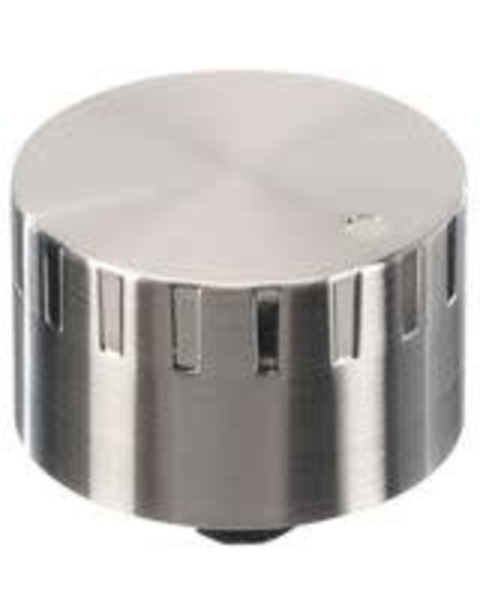 Siemens Knop zilver