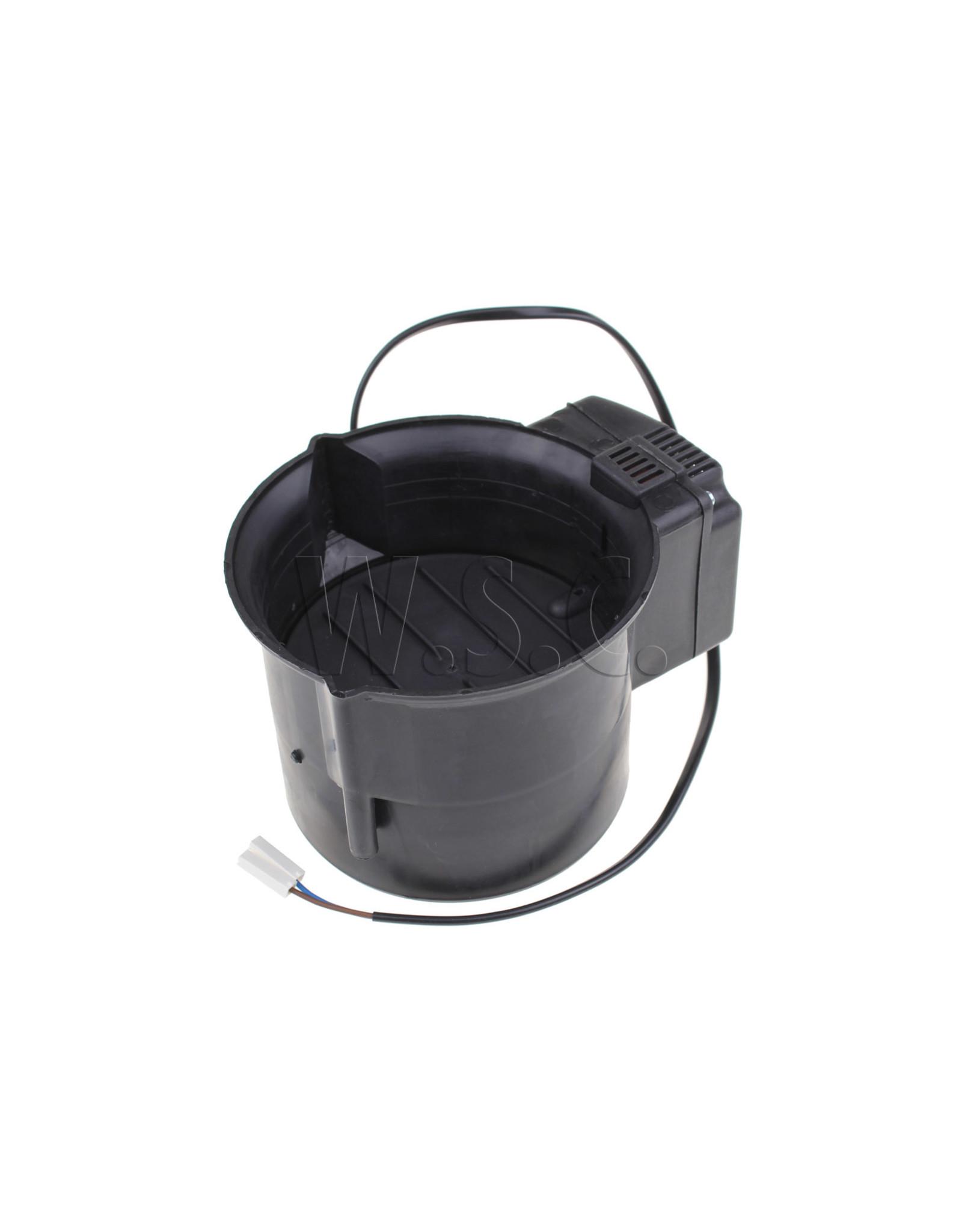 Whirlpool ventiel - ventilatormotor