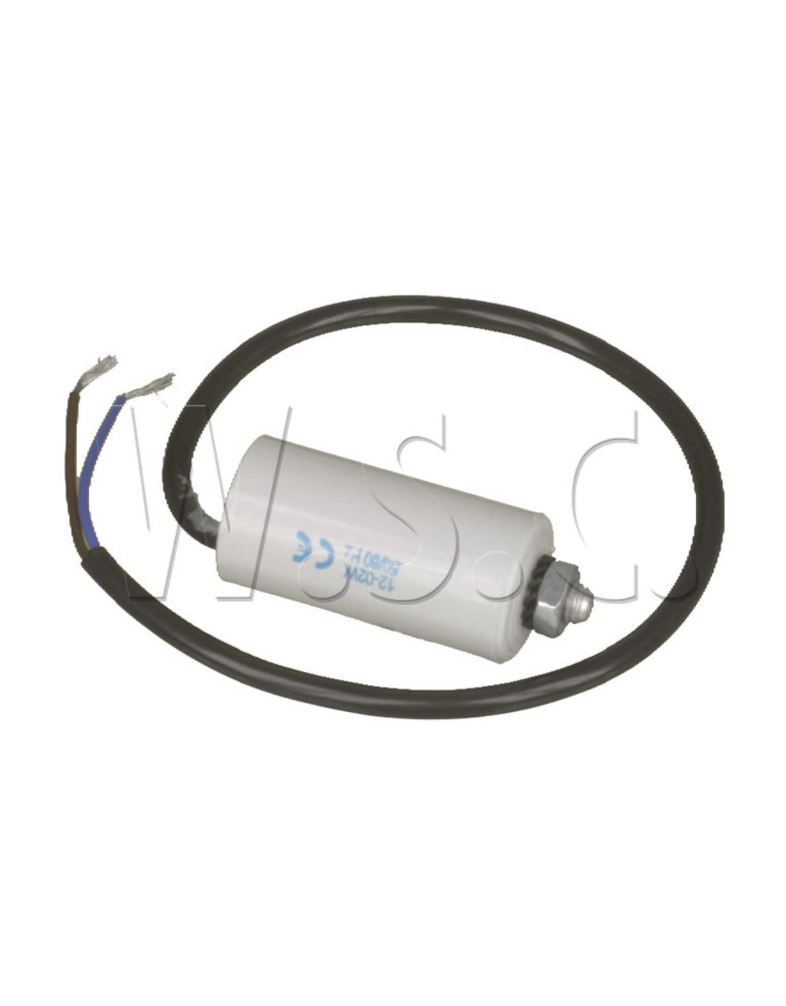 Universeel Condensator met draad 2MF