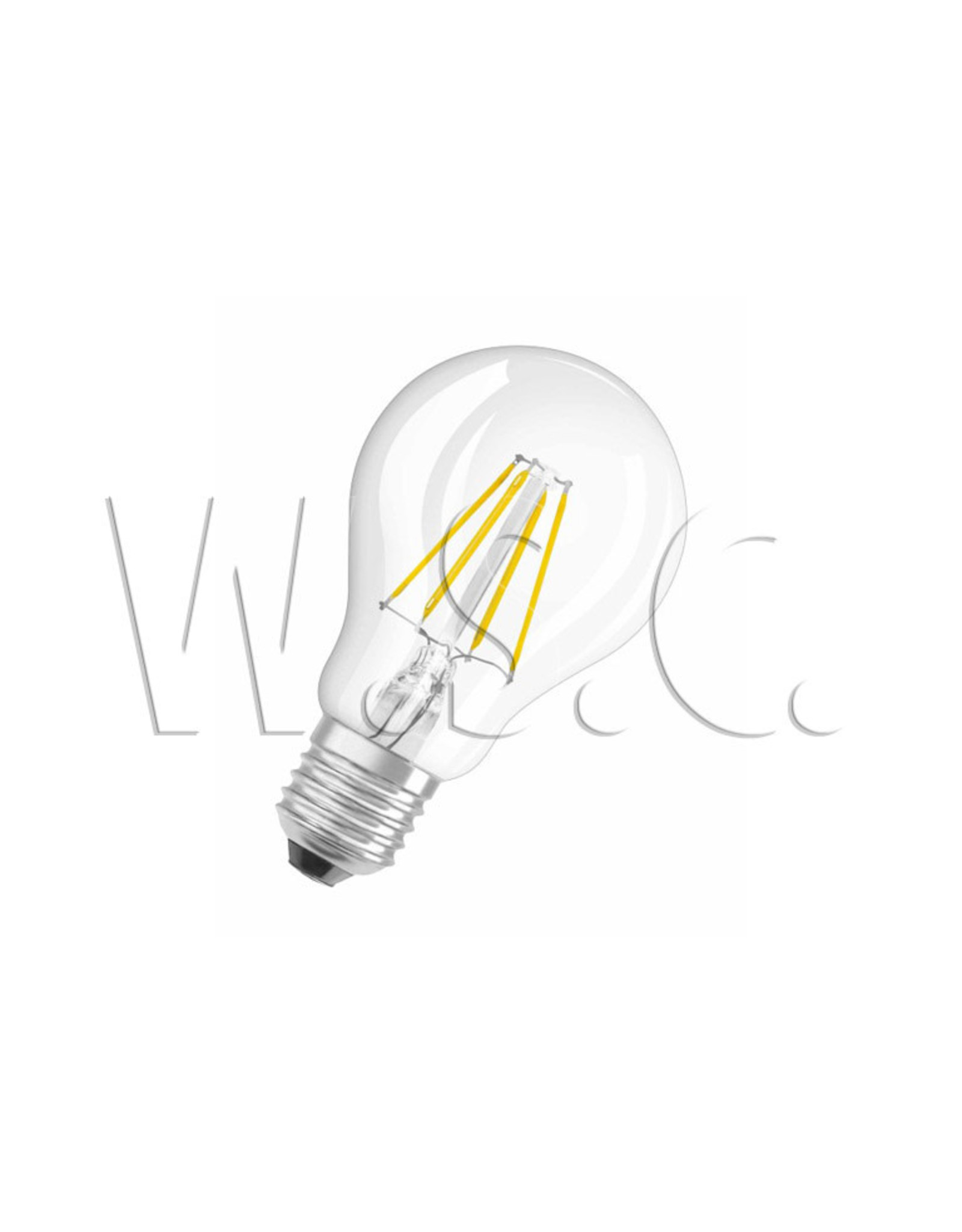 Osram LED RETROFIT CLASSIC A 40W=4W/827  E27
