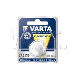 Varta VARTA BATTERIJ CR2450