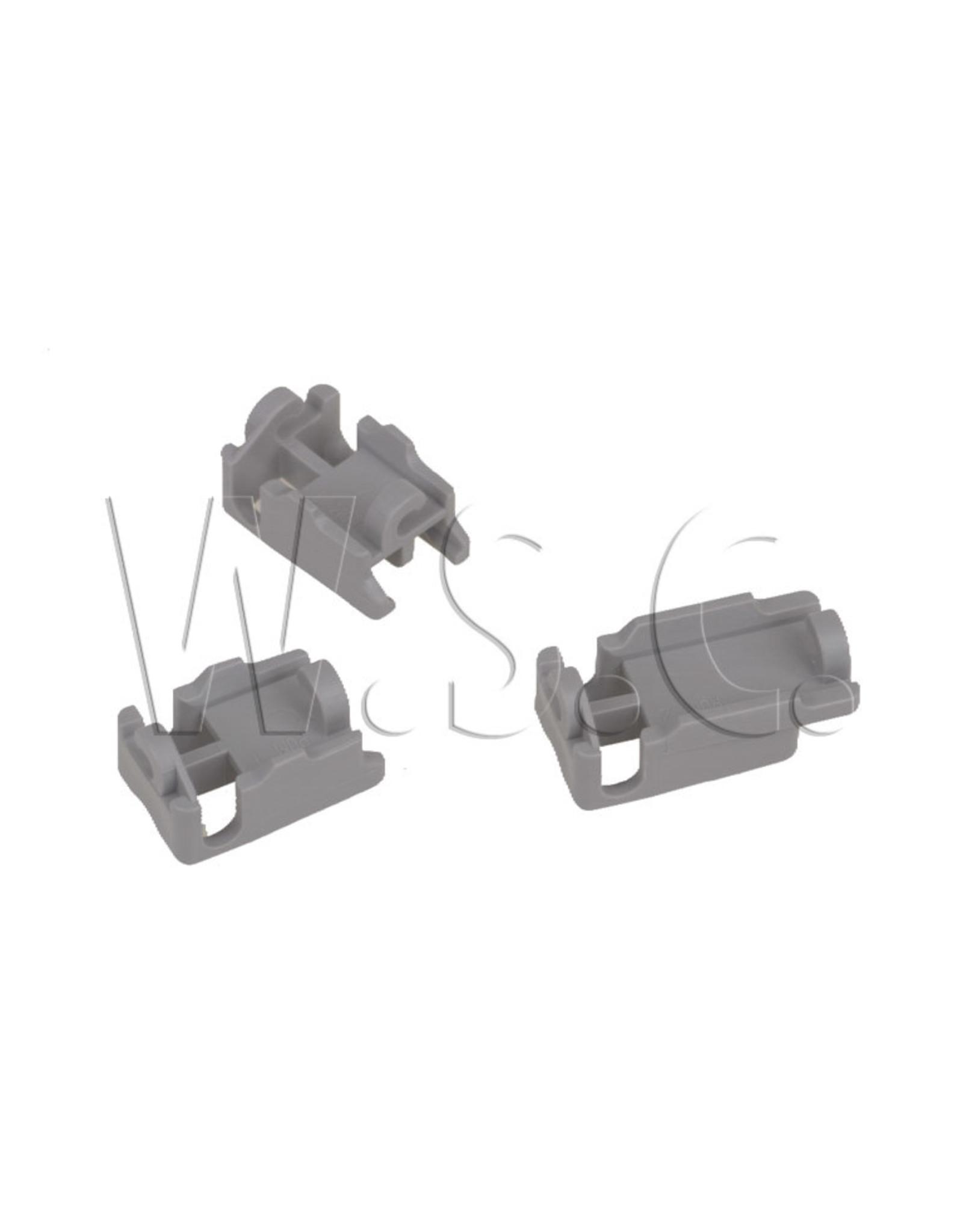Bosch CLIPS BORDENREK P/3 STUKS