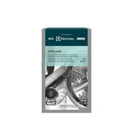 Electrolux SUPER CARE ONTKALKER VOOR WASMACHINE EN VAATWASSER (2 ZAKJES)