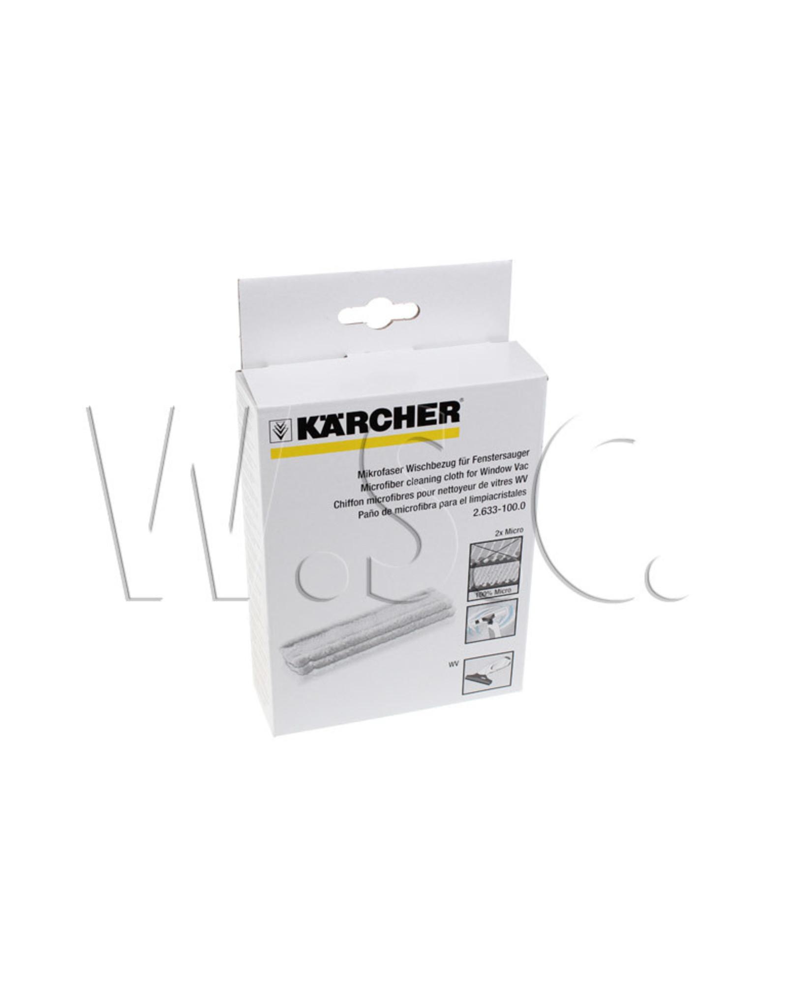 Karcher KARCHER VW50/75  MICROVEZELDOEKJE  2/ST