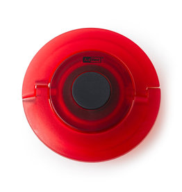 AdHoc Gusto champagne stopper 'rood'