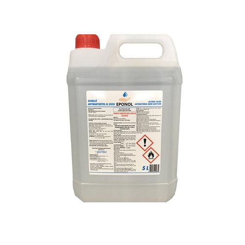 EPONOL Antibacteriële handgel 5L 70% alcohol