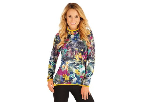 Litex Sportswear Turtleneck jumper