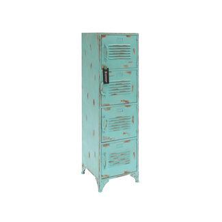 Rootsmann Locker 4 deuren | Blauw