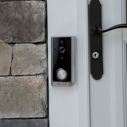 V-TAC Smart Video Doorbell 2 Way Audio and Motion Detection