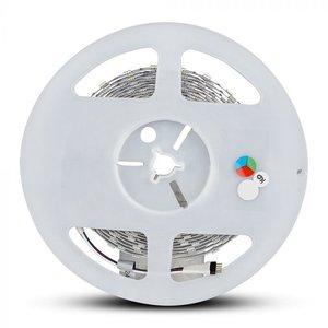 V-TAC 10W LED Strip - RGB+W
