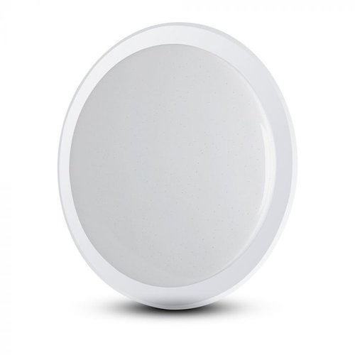 V-TAC 40W Wifi LED Dome Light 3 in 1 compatible with Homeylux App, Amazon Alexa and Google Home