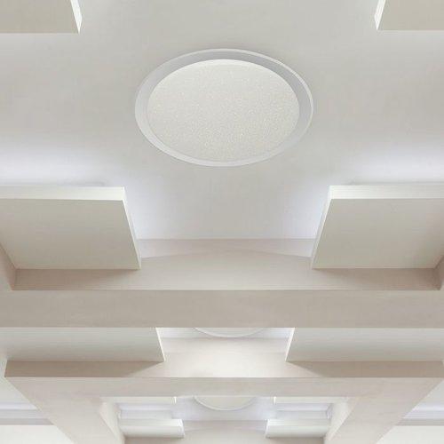 V-TAC 60W Wifi LED Dome Light 3 in 1 Kompatibel mit Homeylux App, Amazon Alexa und Google Home