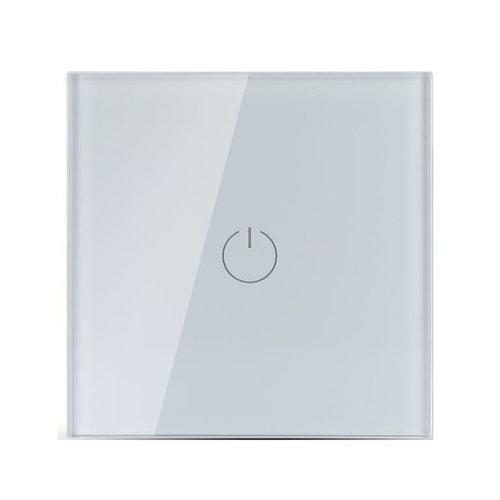 V-TAC Wifi Touch Switch White 1 Switch