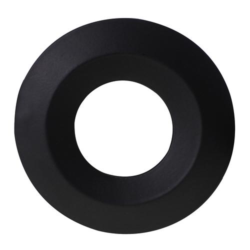 Homeylux Black cover ring - Dimmable LED downlight Venezia 6 Watt IP65