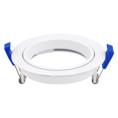 Homeylux Cover ring white tiltable 12W LED Recessed spot