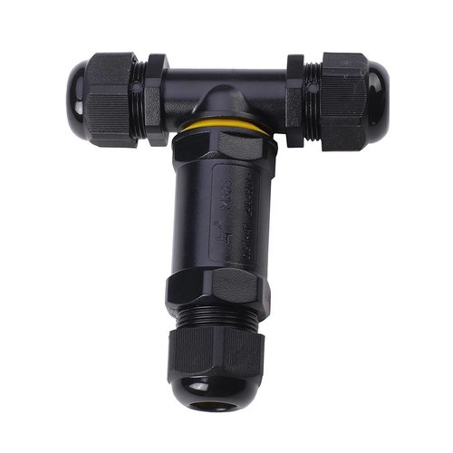 HOFTRONIC Cable connector T-shape IP68 waterproof