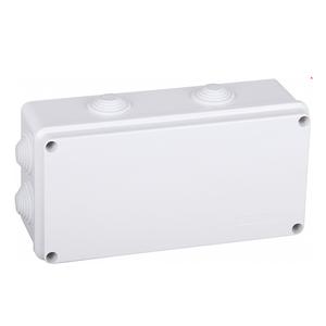 HOFTRONIC Anschlussdose IP65 spritzwassergeschützt Größe 200x100x70 mm