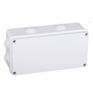 HOFTRONIC Junction box IP65 waterproof size 200x100x70 mm