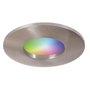 Homeylux Smart WiFi RGBWW LED Recessed spot Vegas GU10 5 Watt IP44