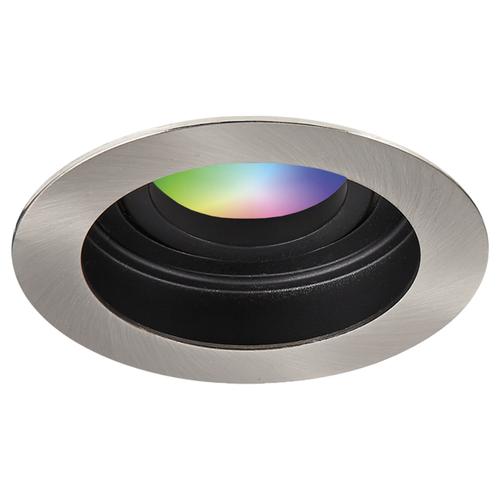 Homeylux Smart WiFi LED recessed spotlight Mesa RGBWW tiltable IP20