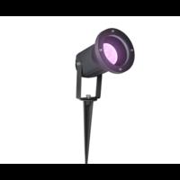 Smart WiFi LED Gardenspike Viktoria black RGBWW 5 Watt IP44