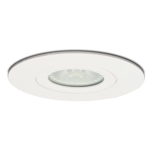 Homeylux 3x Smart LED inbouwspots Napels wit 8 Watt RGBWW IP65 kantelbaar
