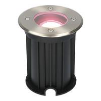 Maisy Smart WiFi LED ground light round stainless steel RGBWW IP67 waterproof 3 years warranty