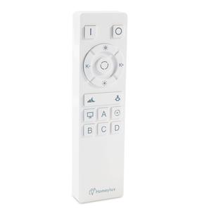 Homeylux Smart Afstandsbediening draadloos RGB+CCT Wit - WiFi