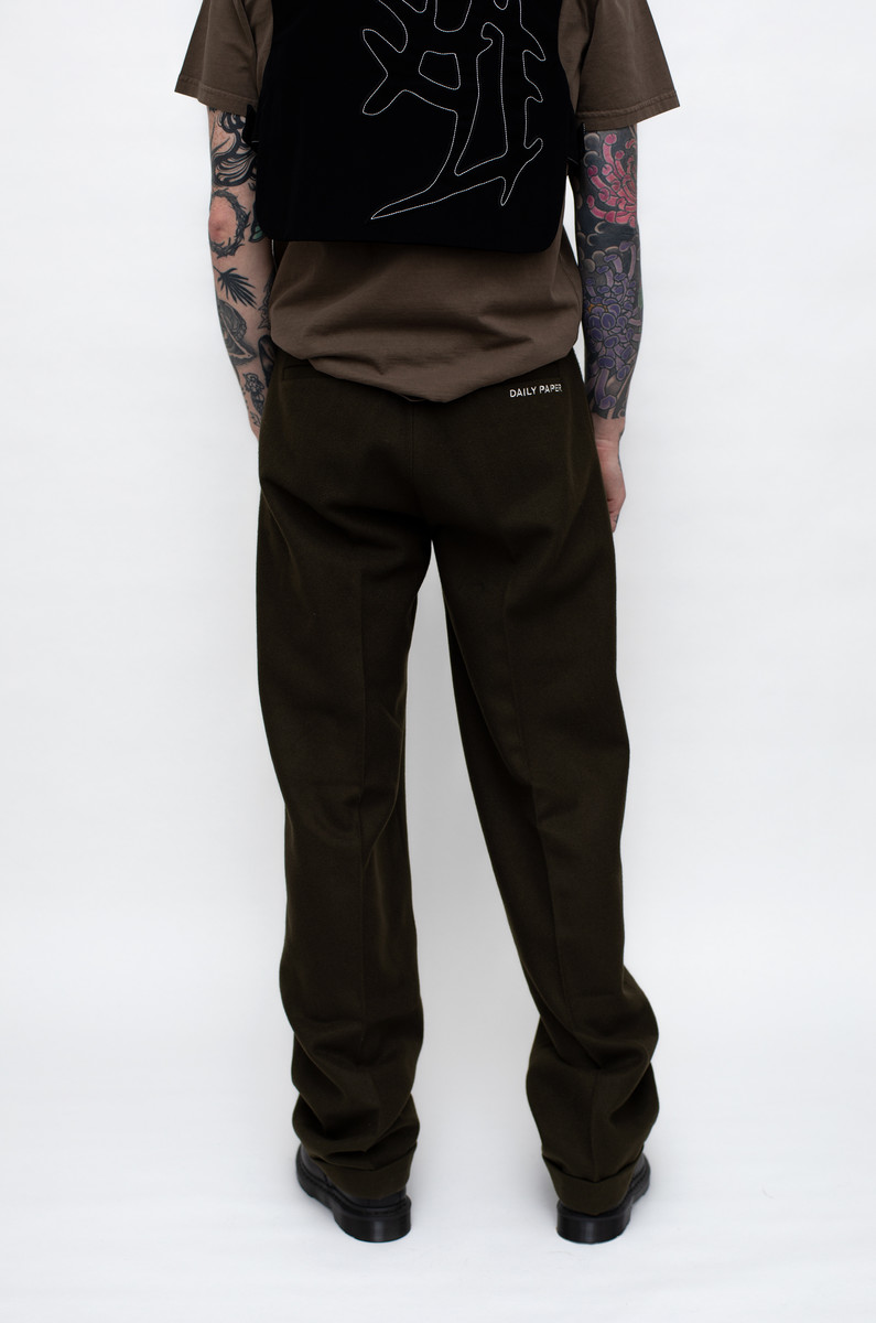 Daily Paper Daily Paper Esuit Pants Green