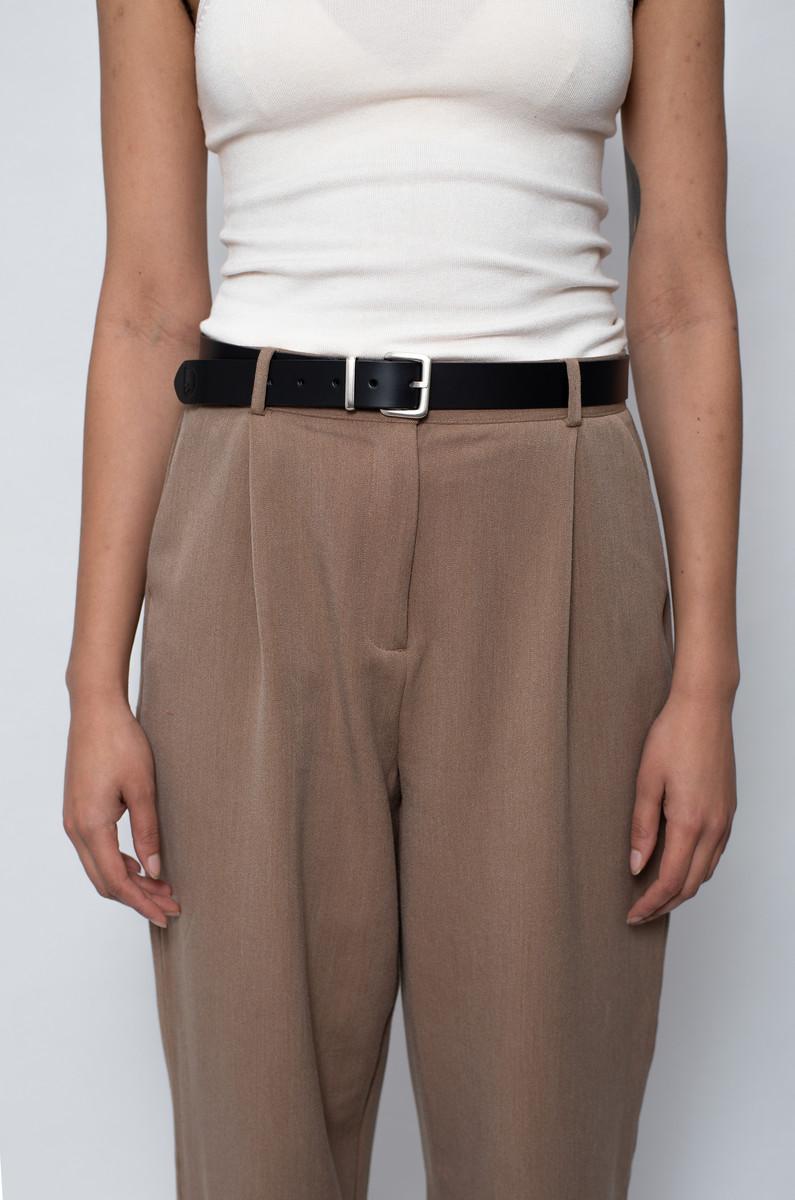 Carhartt Carhartt Logo Belt Leather