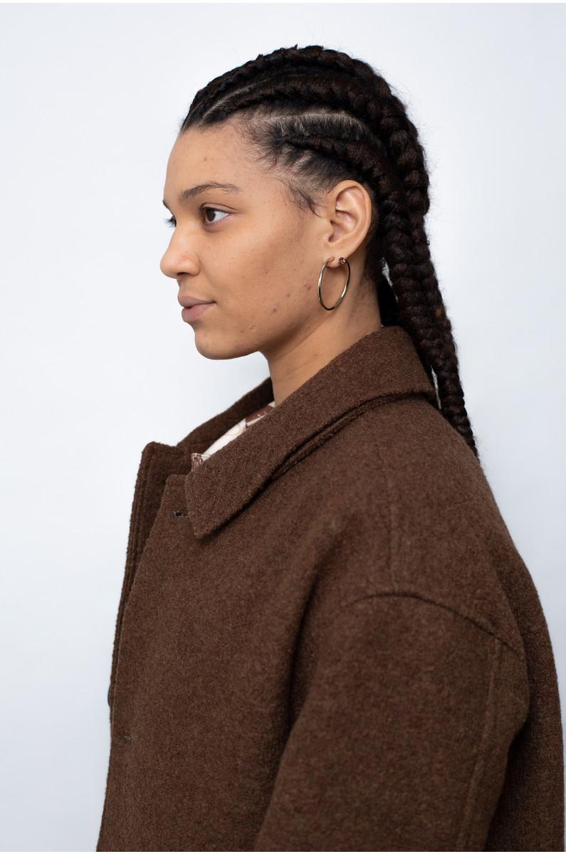 Justine Clenquet Demi Earrings