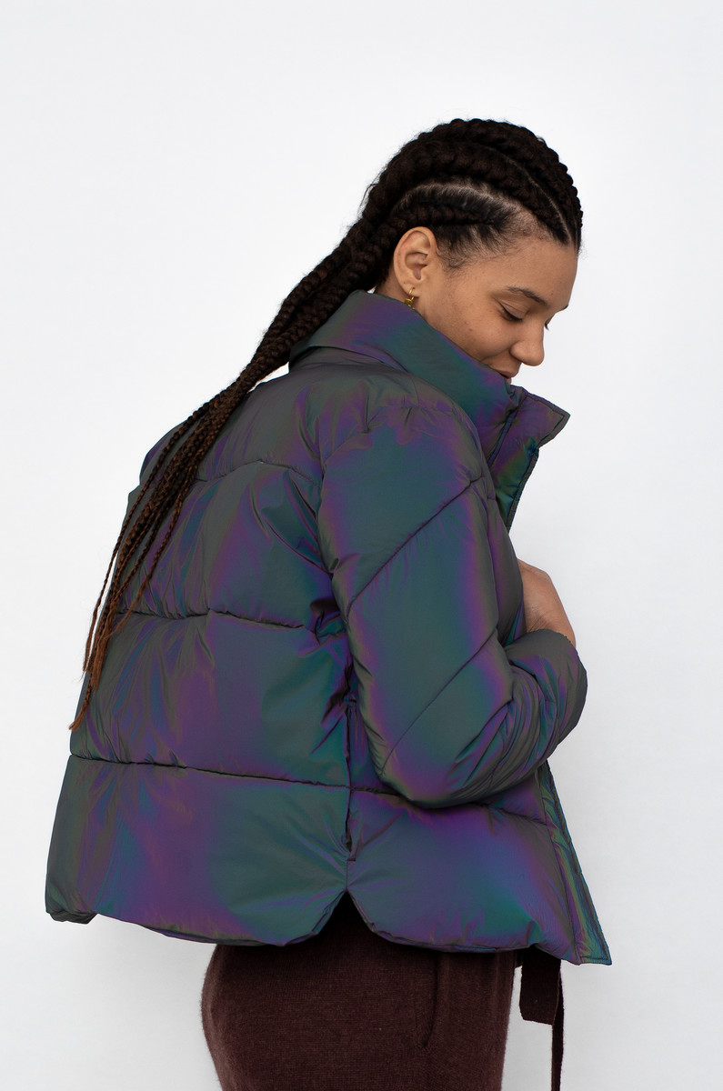Another Label Another Label Mille Space Puffer Jacket