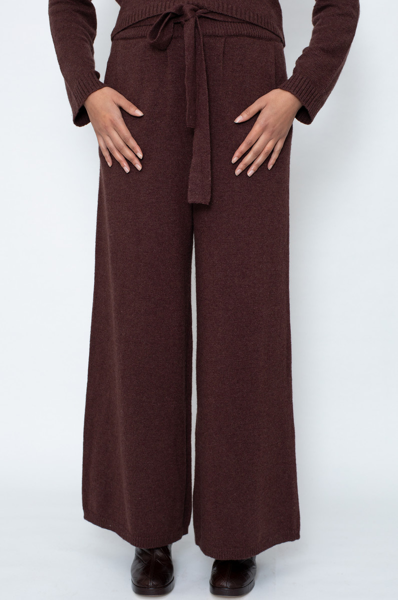 Native Youth Native Youth Makenna Knitted Trousers