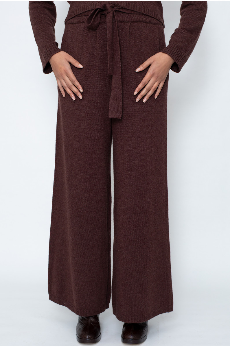 Native Youth Makenna Knitted Trousers