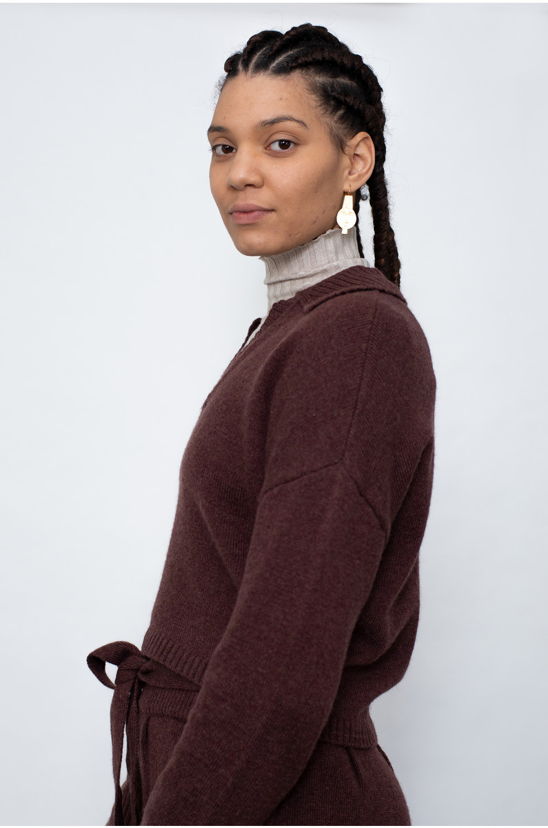 Native Youth Makenna V-Neck Jumper