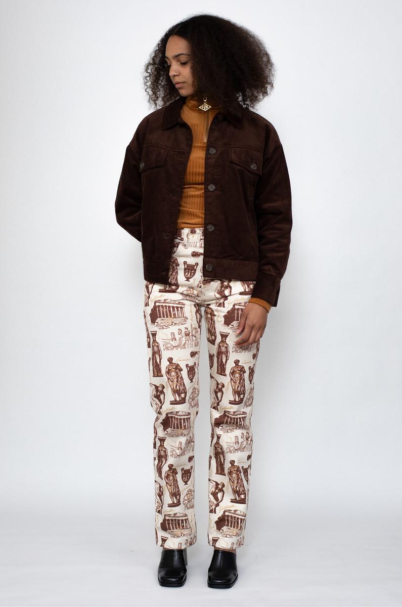 Carne Bollente Carne The Da Vinci Load Trousers