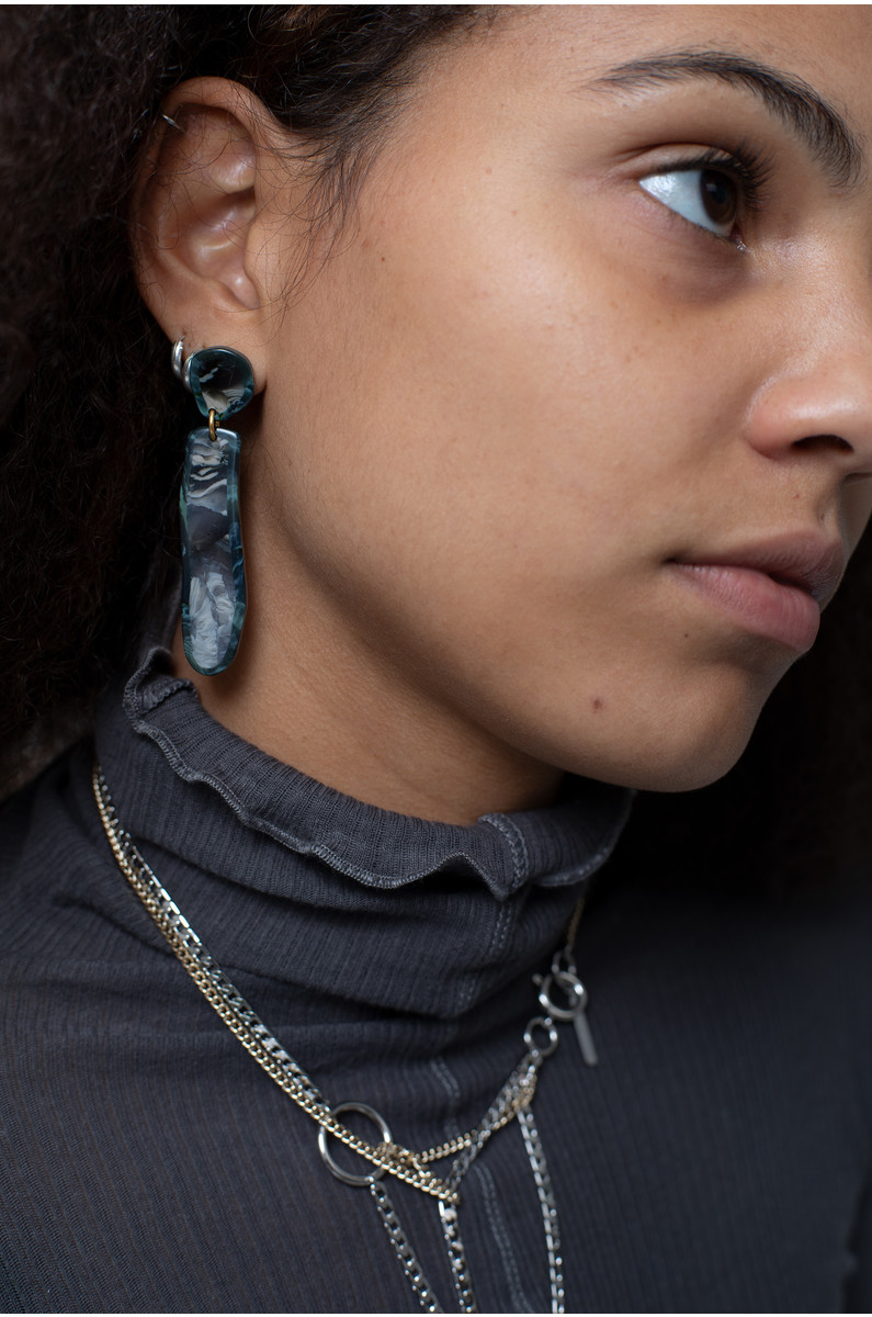 Après Ski Flos Earrings