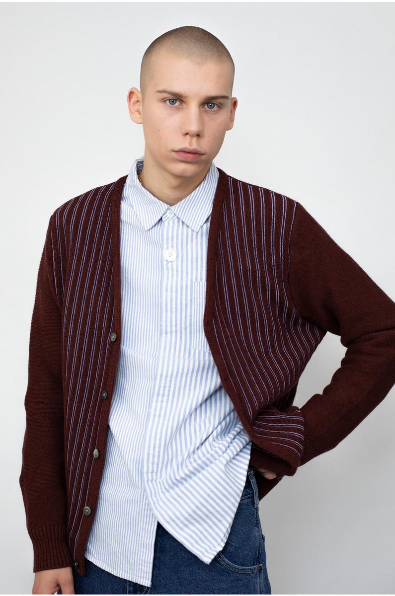 Stüssy Stripe Cardigan