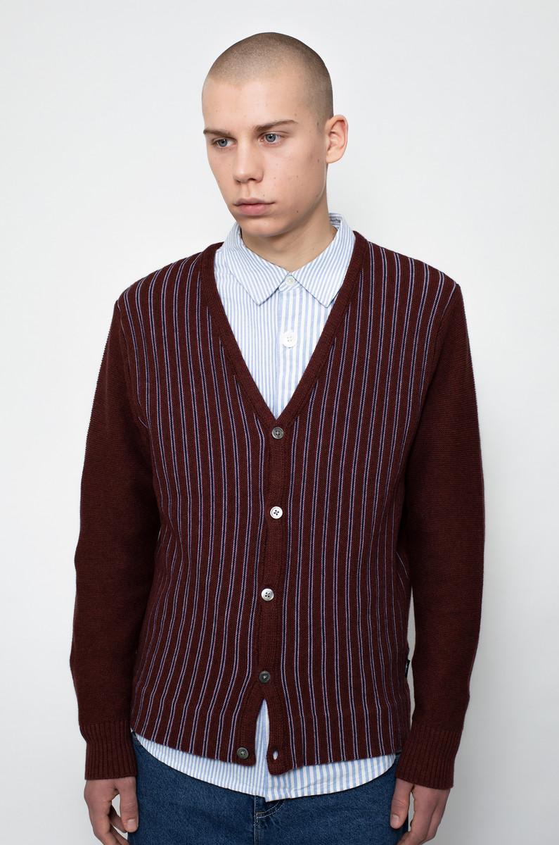 Stüssy Stüssy Stripe Cardigan