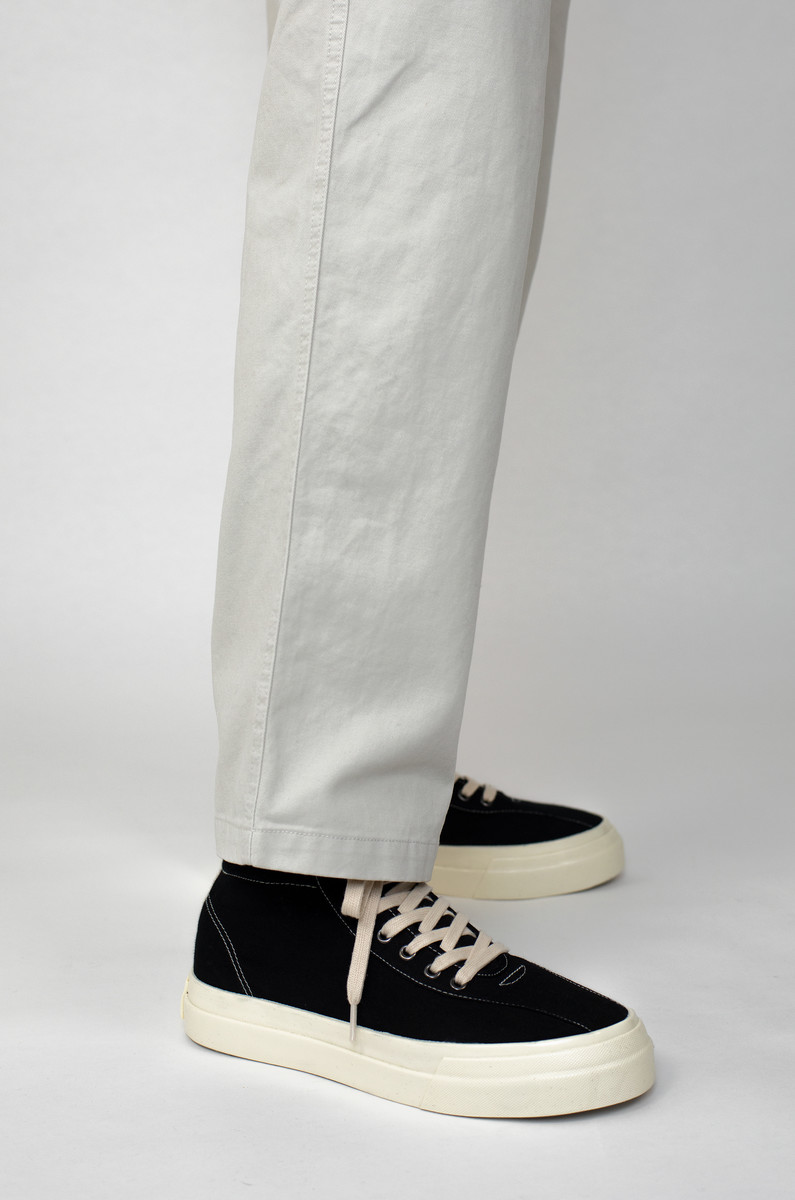 Stepney Workers Club Stepney Workers Club Varden Canvas Sneakers