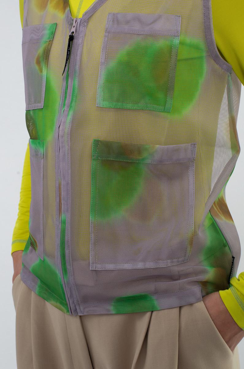 Stüssy Stüssy Mesh Layer Vest
