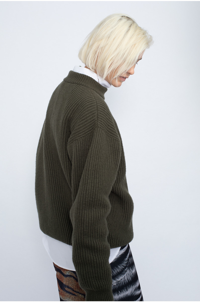 Baserange Dodd Pullover Merino Wool