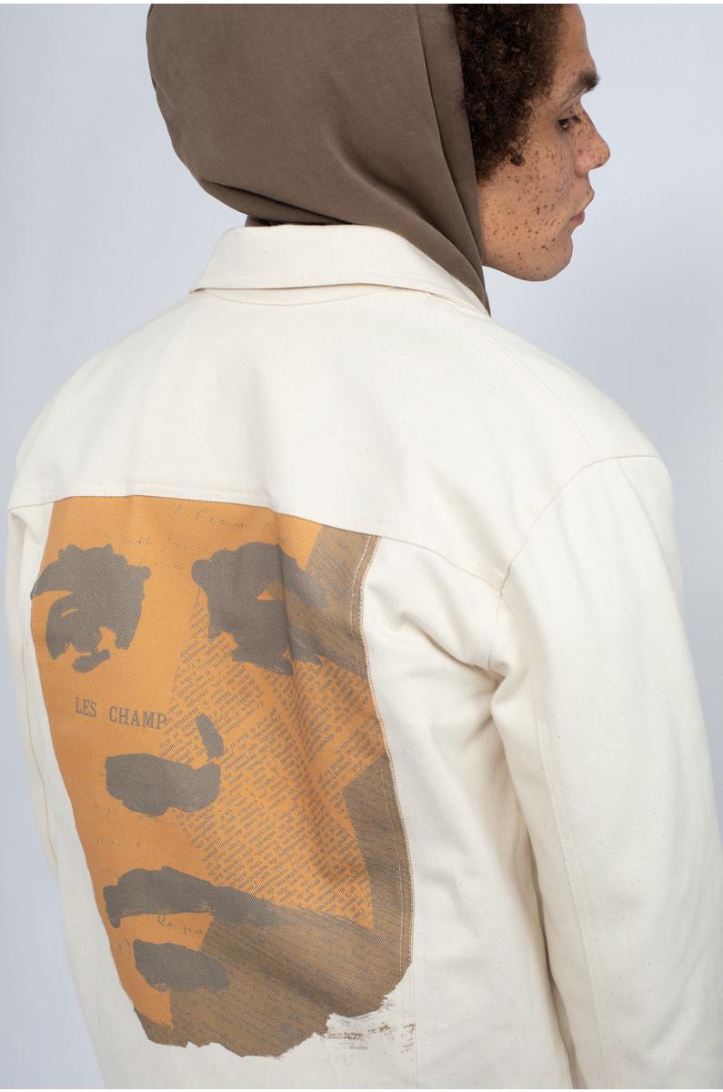 North Hill Button-Up Denim Jacket
