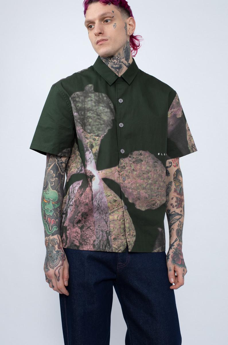Olaf Hussein Olaf Hussein Vanda Camp SS Shirt