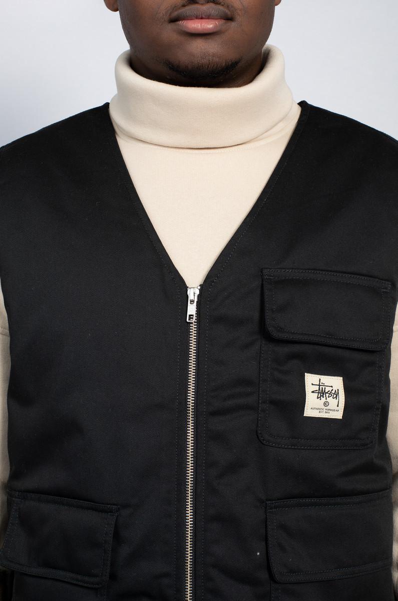 Stüssy Stüssy Insulated Work Vest
