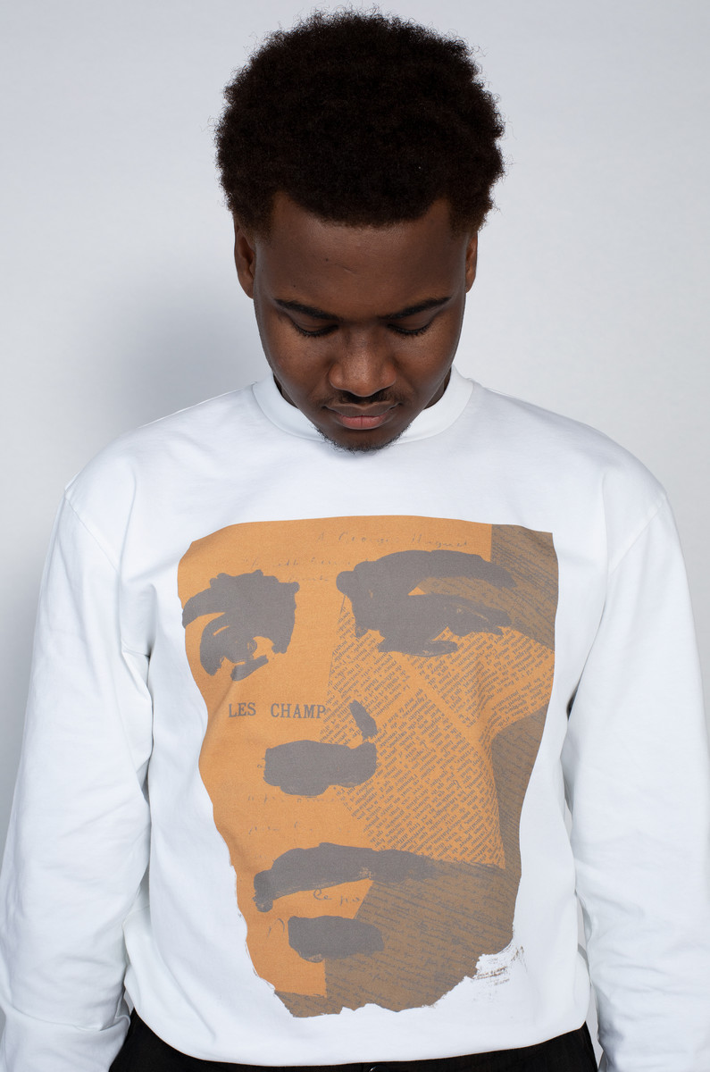 North Hill North Hill Breton Longsleeve T-Shirt