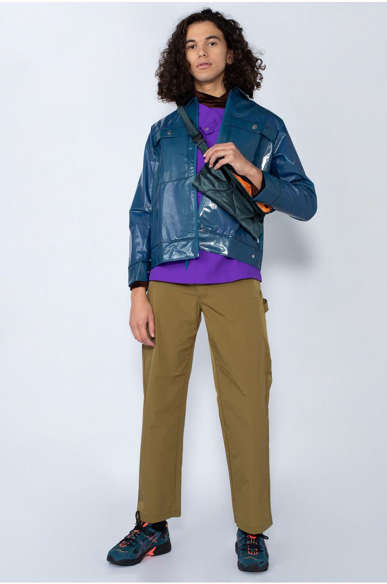 LTD Boxy Glossy Jacket