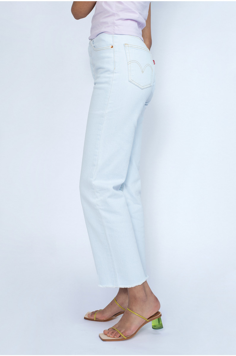 Levi's Ribcage Straight Ankle Pant